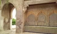 Juego de mosaico en la Kashbah