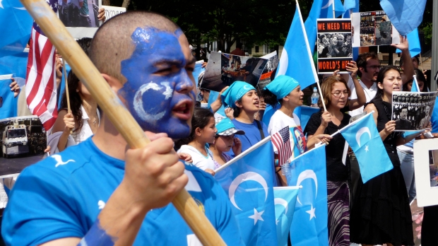 Uyghurprotest_DC_2