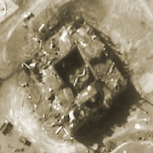 ה כור גרעיני ב סוריה מיד לאחר תקיפה של חיל האוויר של צהל סרט וידאו ש הציגה ה סי איי אי ה אמריקני בו נראה כור גרעיני סורי ל ייצור פלוטוניום ל נשק גרעיני לפני ה תקיפה של חיל האוויר הישראלי ב דיר א זור ב אוקטובר 2007 ו אחרי ה תקיפה ב סרט נראה ה כור מבפנים ב שלבי ה בניה שלו ונראה כי צפון קוריאה עוזרת ב בניית ה כור כמו כן נראה ה כור לאחר ש הותקף כיצד מכסים ומטשטשים את קיומו סוריה כור גרעיני