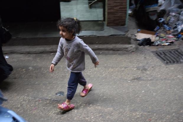 Children in Shatila