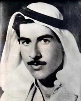 Саддам_в_молодости